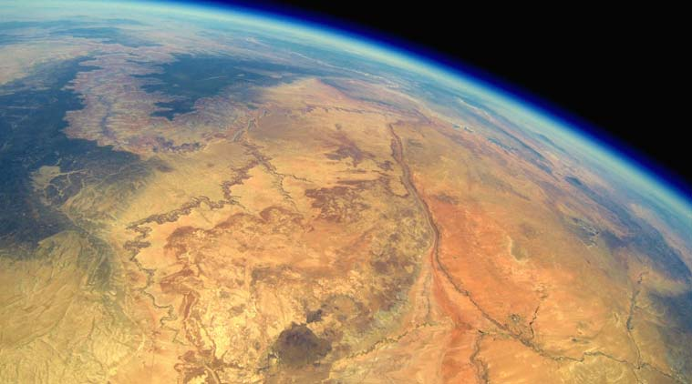 GoPro was lost in space, but was found two years later.