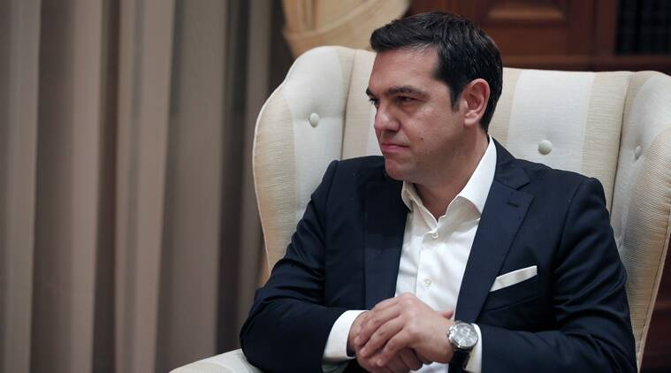 greece debt, greece economic crisis, greece bailout, alexis tsipras, greece news, world news, latest news, indian express