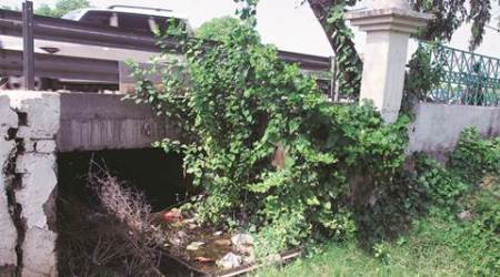 Gurgaon to convert defunct drains along expressway into underpasses