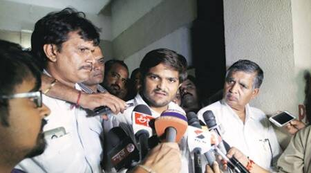 hardik patel, hardik patel missing, PAAS leader Hardik Patel, patel agitation, hardik patel abducted, hardik, hardik patel kidnapped, patel protest, patidar protest, gujarat , gujarat news, Nation news