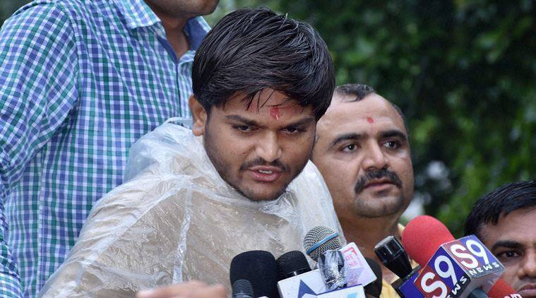 Hardik Patel, Hardik patel sedition charges, Sedition case, Hardik sedition charges, hardik patel arrest, hardik patel arrested, patidar protests, patidars, Patidar Anamat Andolan Samiti, gujarat high court, Patel quota, Hardik arrested, Hardik in remand, Ahmedabad news