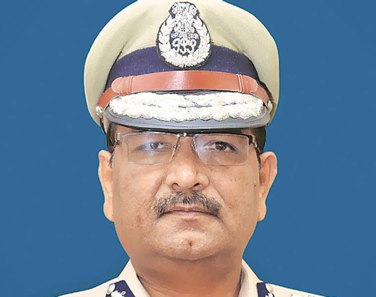 Special Commissioner of Police (Traffic) Muktesh Chander