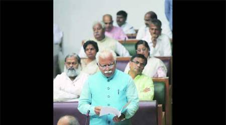 haryana monsoon session, monsoon session, chandigarh news, indian express