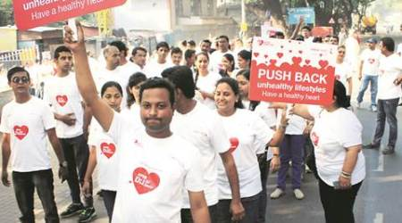 This World Heart Day, 250 people pledge to lead heart-healthy lives