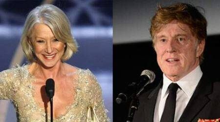 Helen Mirren, Robert Redford to receive Gotham Awards Tributes