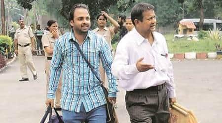'Naxalite' Hem Mishra released onbail