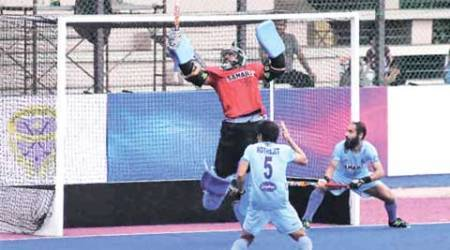 Hockey India League, HIL, field goal, Hockey field goal rule, International Hockey Federation, FIH, Indian express, sports, sports news