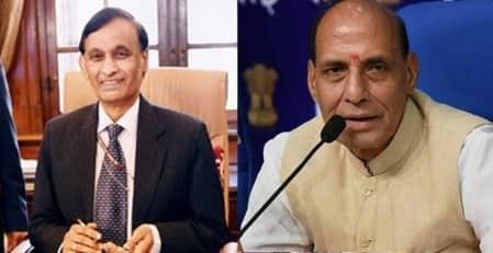 Clash With Rajnath Singh Reason For Former Home Secretary LC Goyal's EarlyExit