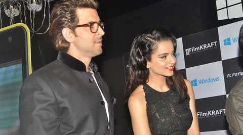 I am single, confirms Hrithik Roshan; ducks question on link-up with Kangana Ranaut