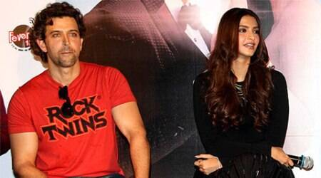 Actors Hrithik Roshan and Sonam Kapoor who showcased their splendid chemistry in a music video are now eager to work together in a full-length feature film.