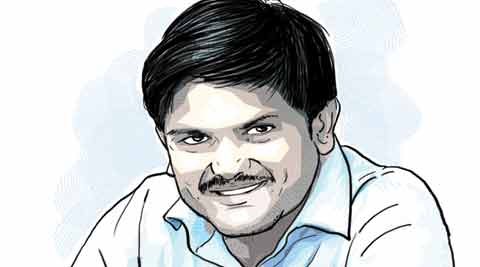 Hardik Patel, Hardik Patel's agitation, BJP, Gujarat model of development, Gujarat, Bihar, Adhir Ranjan Chowdhury