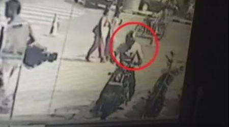 IIT graduate who fled with Harley Davidson held in Mumbai