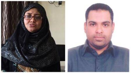 Jabeen, Mohiuddin: They met on Facebook seven yrs ago, joined hands to 'indoctrinate, recruit' youth for IS