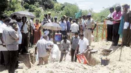 Skeletal remains found in Tamil Nadu: Another 'witness' says he saw sacrifice