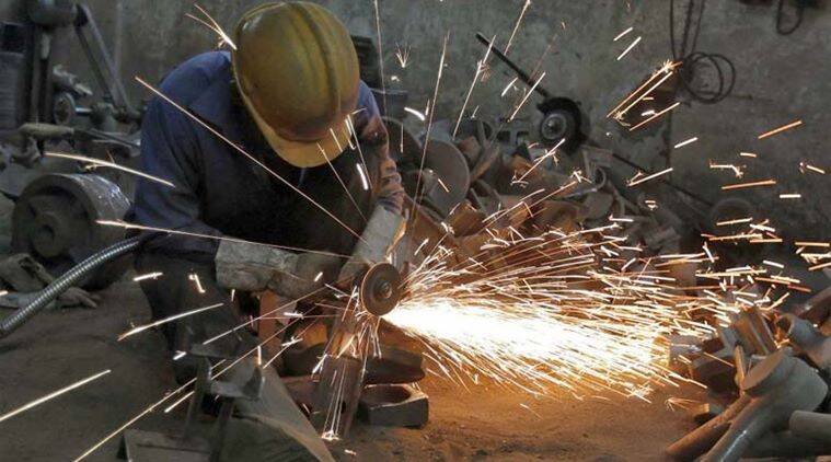 manufacturing, india manufacturing, slowest manufacturing growth,