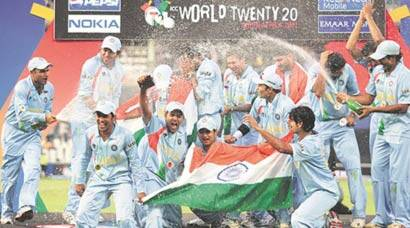 This day, that year: Dhoni-led India crowned World T20 champs
