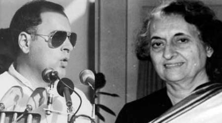 Plaques blaming Indira, Rajiv for 1984 riots at Delhi memorial