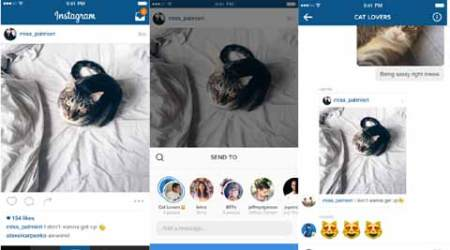 Instagram adds new updates to its Direct Message feature
