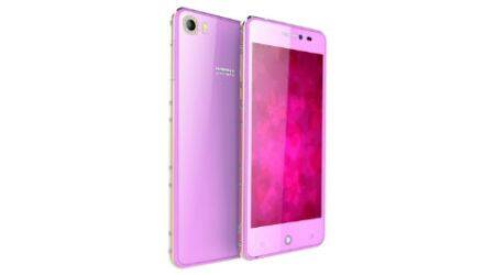 Intex, Intex Aqua Glam, Intex Aqua Glam smartphone, Intex Aqua Glam specs, Intex Aqua Glam features, Intex Aqua Glam specifications, Intex Aqua Glam price, Intex Aqua Glam mobile price, Intex Aqua Glam for women, mobiles, smartphones, Android, mobile news, tech news, technology