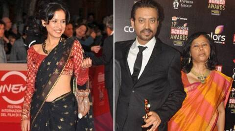 Irrfan Khan's wife suggested Tillotama for 'The Song Of Scorpions'
