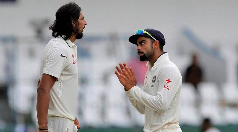Ishant Sharma needs to conduct himself properly: Venkatesh Prasad