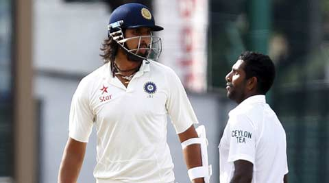 Ishant Sharma breaches ICC's Code of Conduct, suspended for one Test