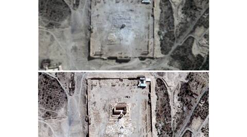 UNESCO chief: IS destruction of Syrian temple 'intolerable'