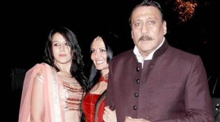Jackie Shroff reacts to daughter Krishna's pictures