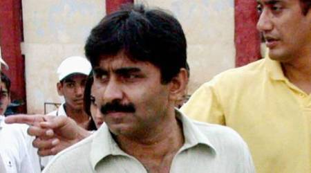 """Javed Miandad, cricketer Pakistan. Express photo"" *** Local Caption *** ""Javed Miandad, cricketer Pakistan. Express photo"""
