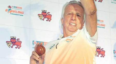 India cricket team, Jeff Thomson, India cricket, Mumbai Cricket Association, MCA bowling foundation, Jeff Thomson, india Australia test series, Indian bowling attack, indian pace bowler, cricket news, cricket, indian express