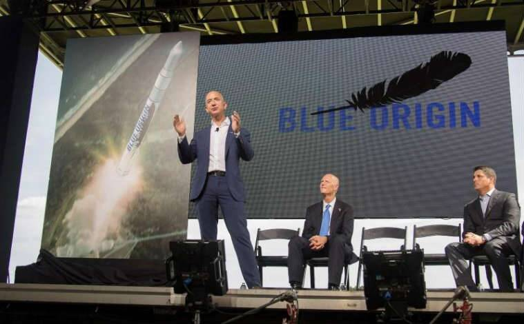 Amazon, Amazon Jeff bezos, Blue Origin, Jeff Bezos Blue Origin, Blue Origin rocket, blue origin space exploration rocket, aerojet rocketdyne, ULA, Elon Musk, SpaceX, Lockheed Martin, Boeing, Virgin Galactic, NASA, Kennedy Space Center, Space exploration, human space exploration, science, tech news, technology