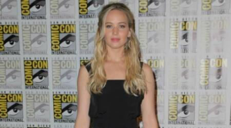 Jennifer Lawrence 'ageing like president' due to busy schedule