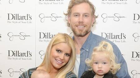 Jessica Simpson praises husband for being very supportive