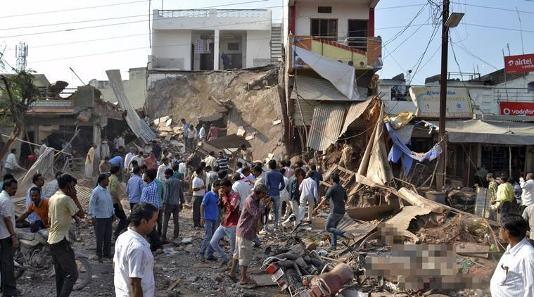 mp gas blast, MP Gas explosion, mp blast, mp news, mp cylinder blast, mp cylinder explosion, latest news, india news, madhya pradesh news,