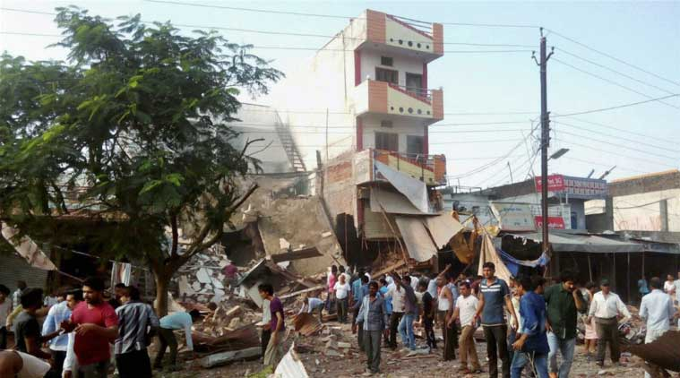jhabua, jhabua blast, jhabua explosives, jhabua manhunt, Jhabua restaurant, Jhabua tollm Madhya Pradesh blast, Madhya Pradesh news, India news