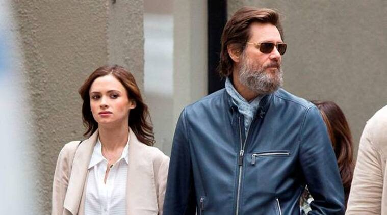 Jim Carrey, Jim Carrey girlfriend, Jim Carrey news, Jim Carrey girlfriend death, Jim Carrey latest news, cathriona white, entertainment news