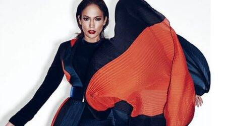 Jennifer Lopez's technical wardrobe, uses a database to help her pick outfits to avoid repeats