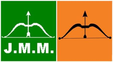 Shiv Sena finds Jharkhand Mukti Morcha has first right tosymbol