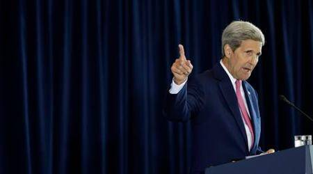 John Kerry, Syrian war, Russia military base in Syria, Bashar al-Assad, syrian President, Sergei Lavrov, Russia news, US news, America news, world news, latest world news
