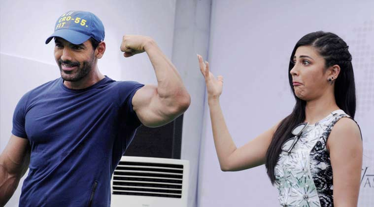 John Abraham I Wasnt Comfortable With Comedy Initially