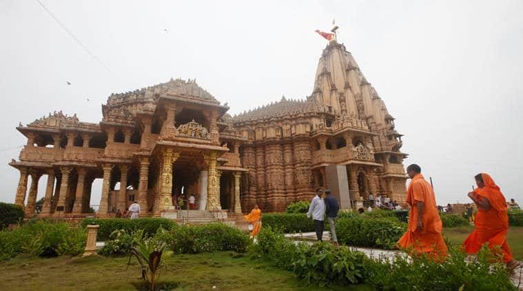 bharatiya janata party, BJP rath Yatra, LK Advani, Advani rath yatra, 1990 bjp rath yatra, ayodhya ram temple, RSS, Keshubhai Patel, somnath temple, gujarat news, india news, latest news