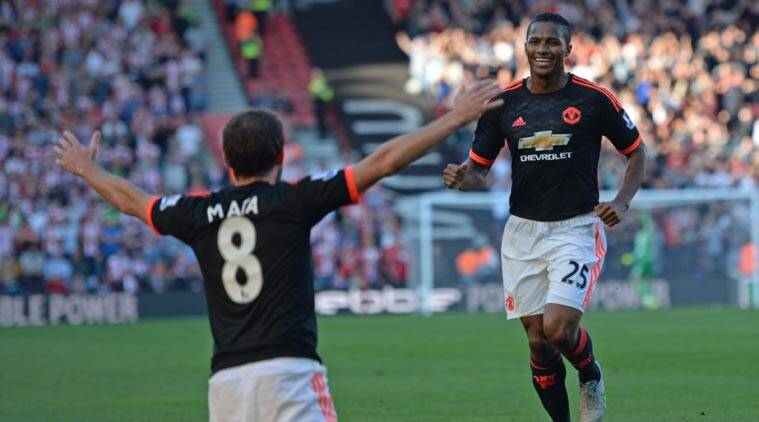Manchester United, Manchester United fc, Manchester United vs southampton, United southampton, Manchester United English Premier League, English Premier League, EPL 2015, 2015 EPL, Football News, Football