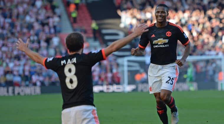 Manchester United, Manchester United fc, Manchester United vs southampton, United southampton, Manchester United English Premier League, English Premier League, EPL 2015, 2015 EPL, Football News, Football