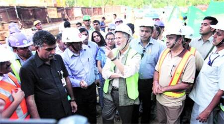 Delhi, Delhi dengue, Najeeb Jung, Delhi metro construction sites, MCD, DMRC officials, Delhi latest news