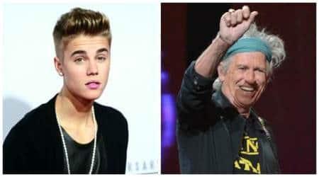 Justin Bieber makes crap music: KeithRichards