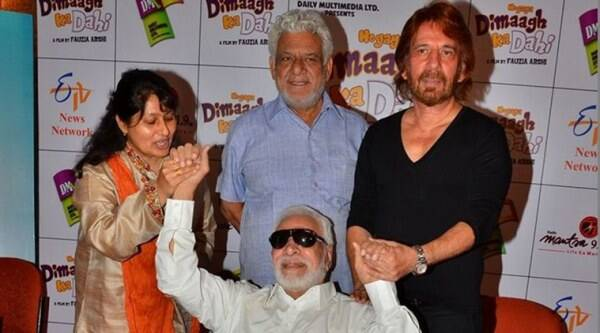 Kader Khan, Hogaya Dimaagh Ka Dahi, Director Fauzia Arshi, Kader khan movies, Kader khan Comedy, Kader Khan news, Kader Khan comeback film, Kader Khan Hogaya Dimaagh Ka Dahi, Entertainment news