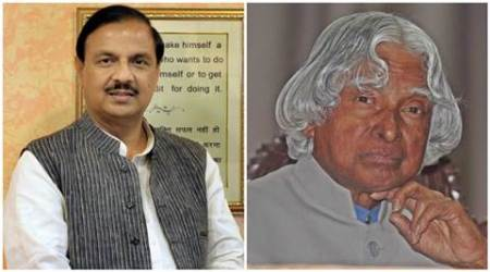 AAP raps Centre for allotting Kalam's bungalow to minister Mahesh Sharma