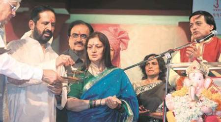 BJP bigwigs on top of Kalmadi's guest list for Pune Festival thisyear