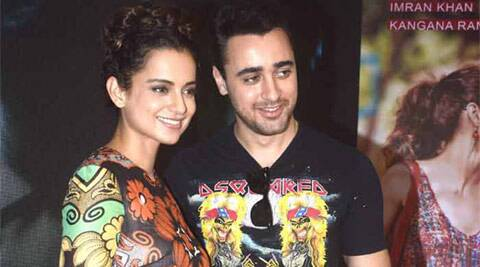 No kissing contest for 'Katti Batti' team