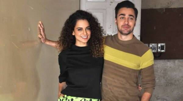 Kangana ranaut, Imran Khan, Katti Batti, Kangana Imran, Kangana Ranaut Katti Batti, Kangana Imran Katti Batti, Kangana ranaut Imran Khan, Kangana Ranaut imran, Imran Khan Katti Batti, Entertainment news